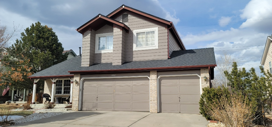 Centennial, CO - We are doing a roof inspection for this roof in Aurora
