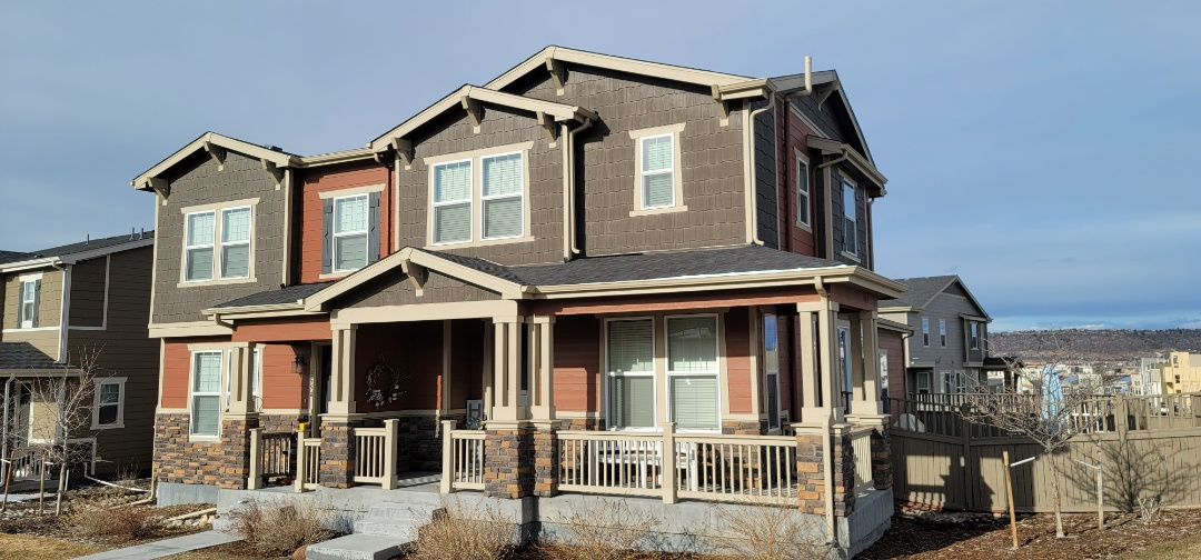 Castle Rock, CO - We are doing a roof inspection in Castle Rock that need a full roof replacement before the house sells next month