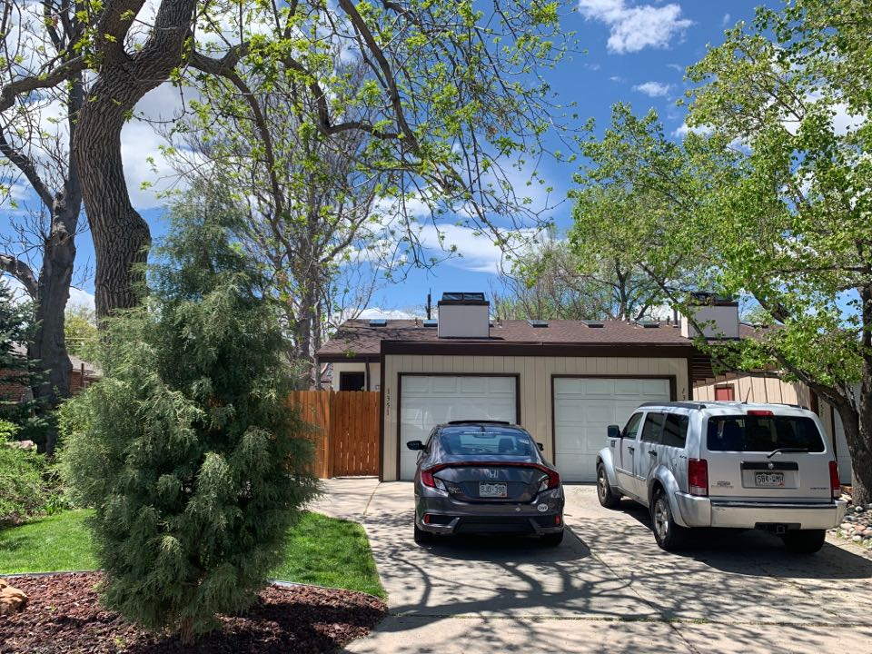 Denver, CO - Small repair on a garage flat roof