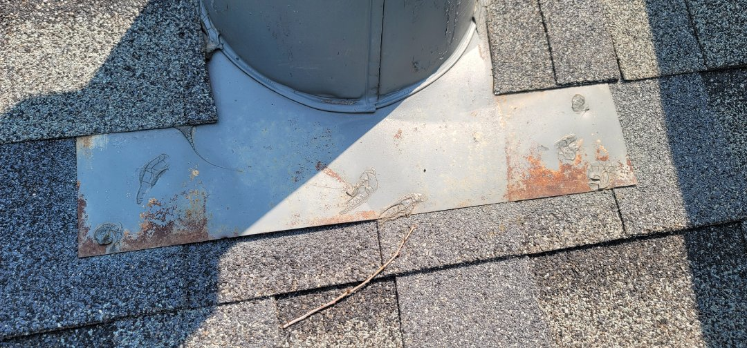 Centennial, CO - We are doing a roof inspection for this house in Lone Tree that has some damaged shingles and needs some minor calking done around the vents