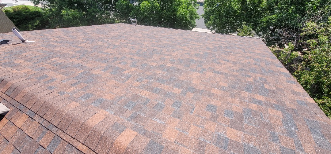 Aurora, CO - We are doing a roof inspection for this house in Aurora that has a roof leak