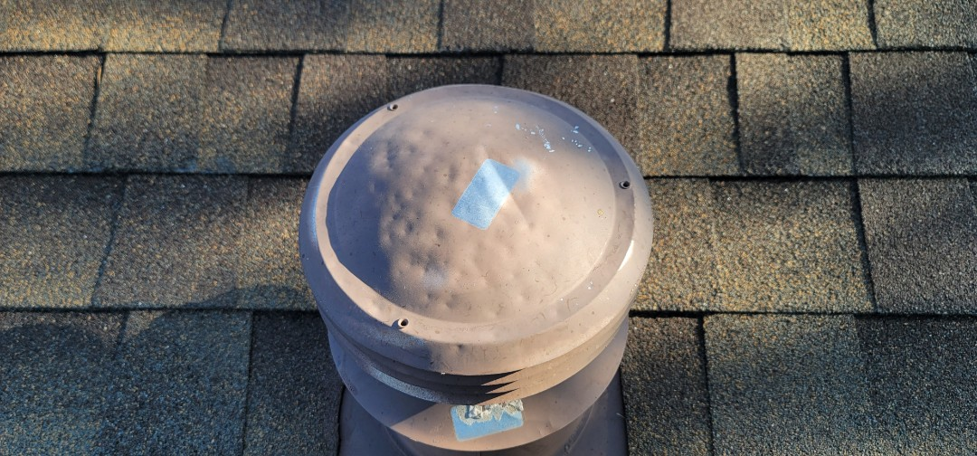 Centennial, CO - We are doing a roof inspection for this house in Centennial for hail and for additional attic ventilation