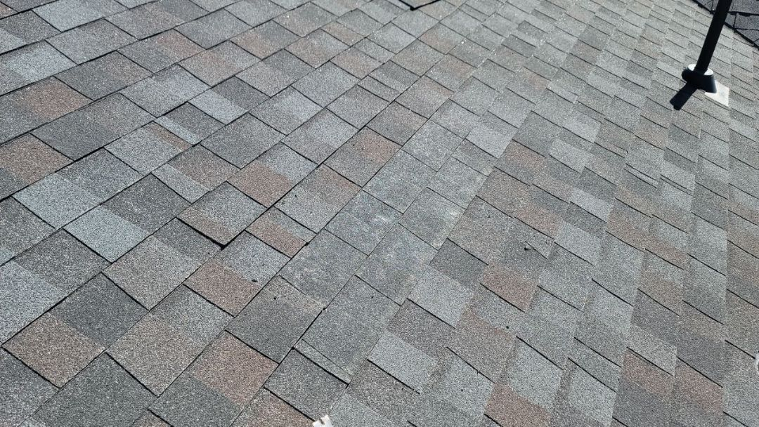 Castle Rock, CO - We are doing a warranty inspection for this roof for a full roof replacement due to manufacturer's defect for this house in Parker