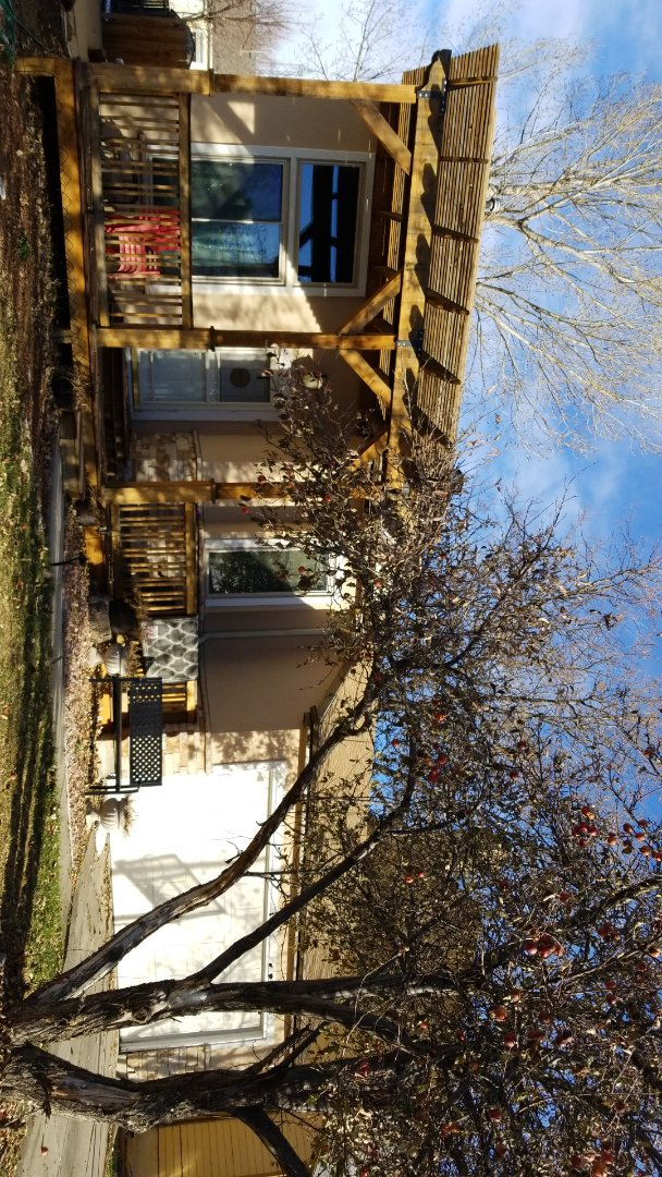 Aurora, CO - We are doing a full gutter replacement with new gutters and downspouts.