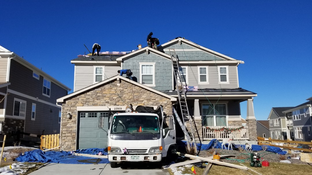 Aurora Co Jack The Roofer Roofing Services