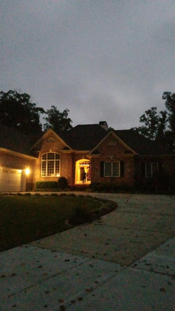 Fayetteville, GA - Installing a brand new GAF Camelot Antique Slate roof