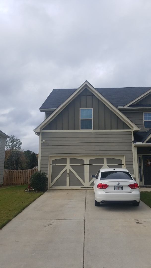 Newnan, GA - Missing shingle inspection from high winds. Hero roofing strikes again