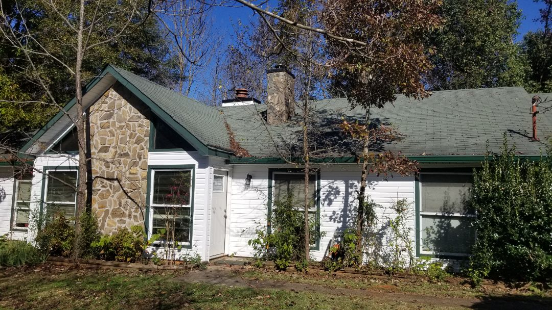 Fayetteville, GA - We helped this home owner file a claim with insurance and the are paying for the whole roof!!! Hero Roofing strikes again!!