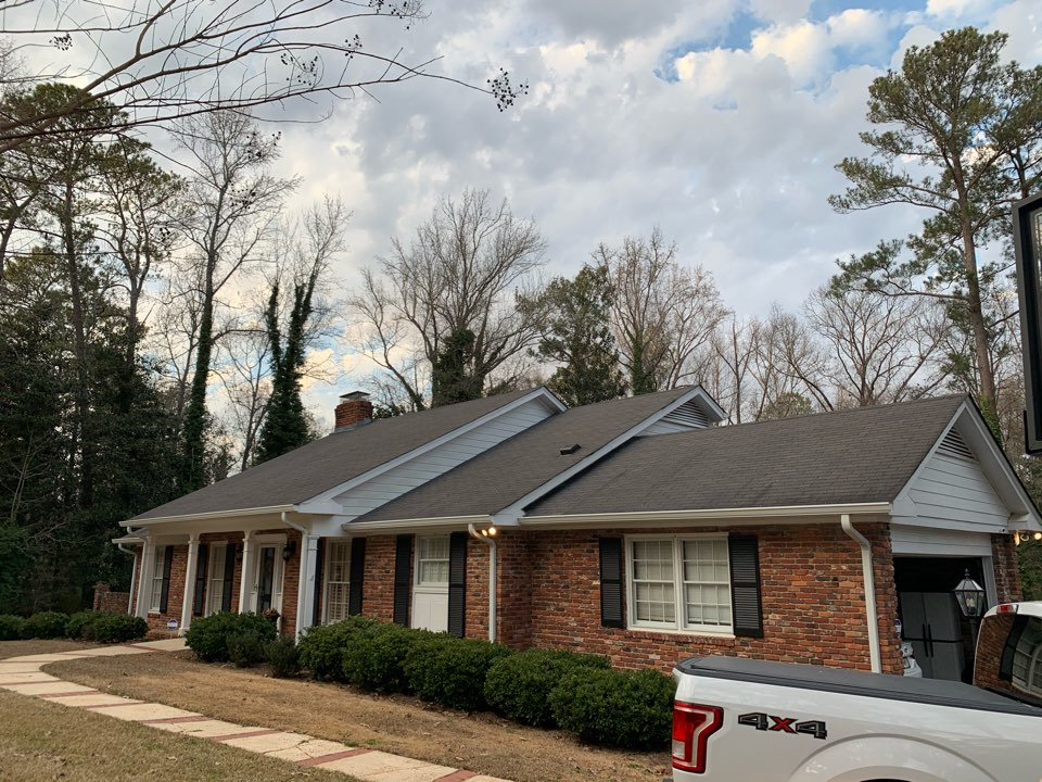LaGrange, GA - Estimate for GAF timberline architectural shingles. Clients wants price for full roof replacement.