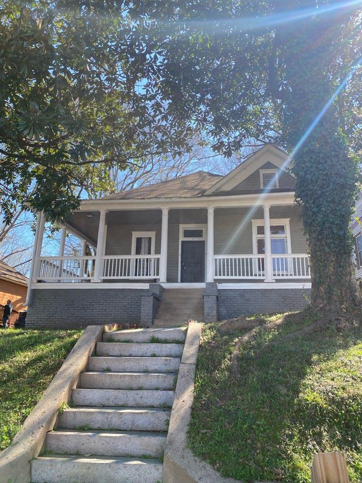 Atlanta, GA - Repair and roof inspection complete