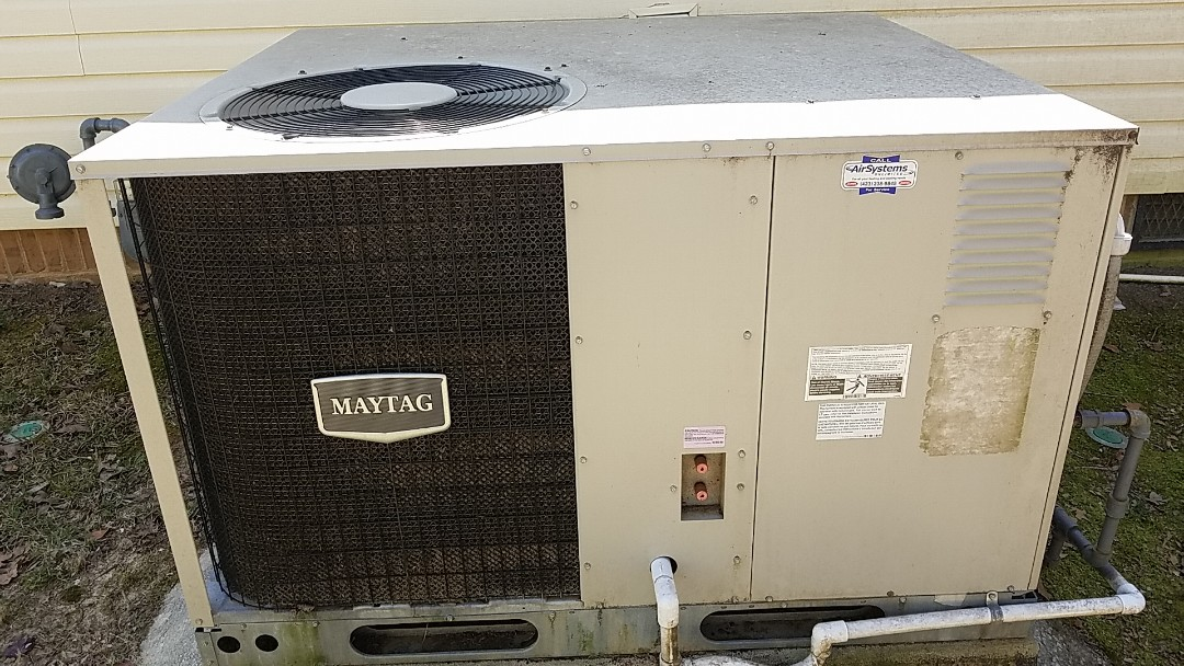 Chattanooga, TN - Service call. Performed repair on Maytag furnace