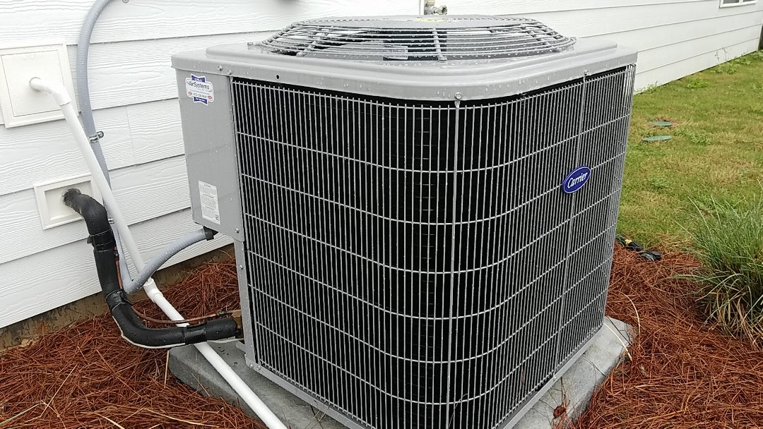 Ooltewah, TN - Service call. Performed repair on Carrier AC