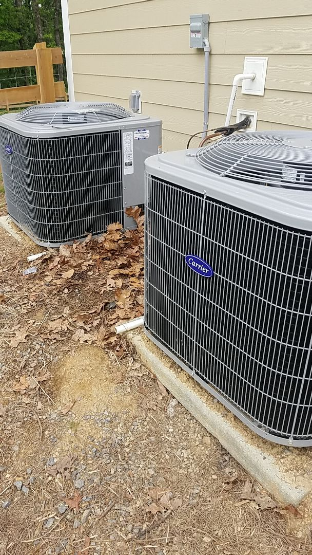 Signal Mountain, TN - Service call. Performed repair on Carrier AC