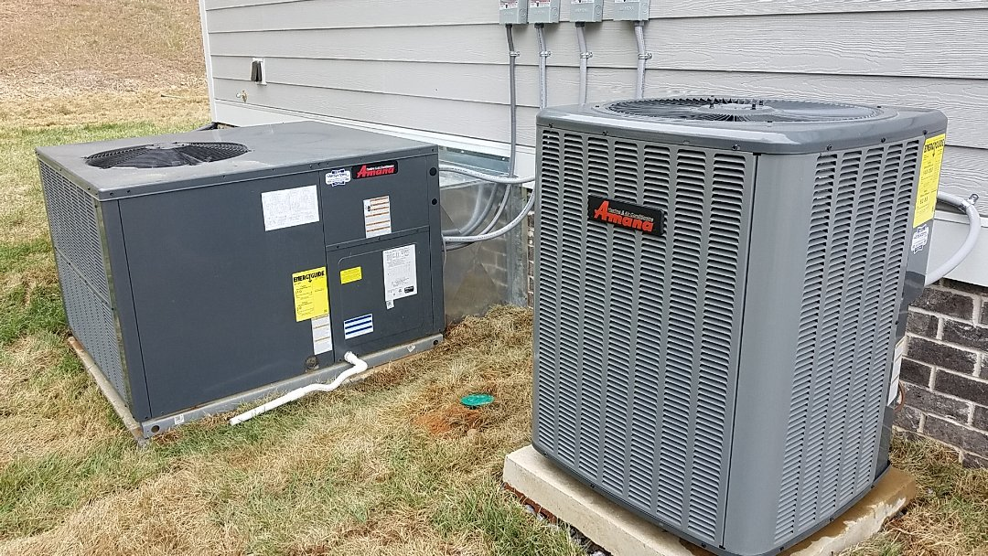Georgetown, TN - Service call. Performed repair on Amana heat pump