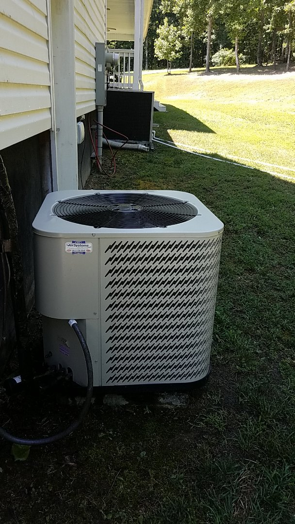 Soddy-Daisy, TN - Service call. Performed A/c maintenance on three Gibson systems.