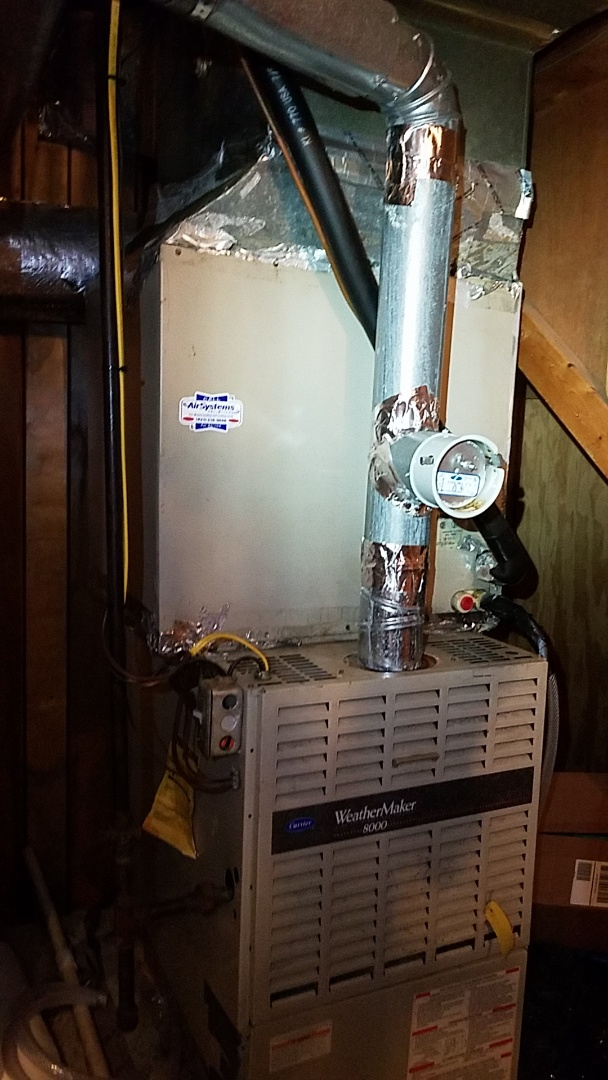 Cleveland, TN - Service call. Performed repair on Lennox AC