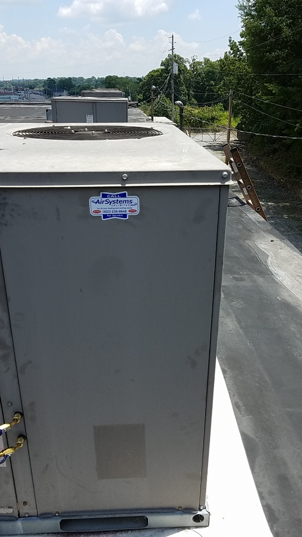 Cleveland, TN - Service call. Performed repair on York heat pump