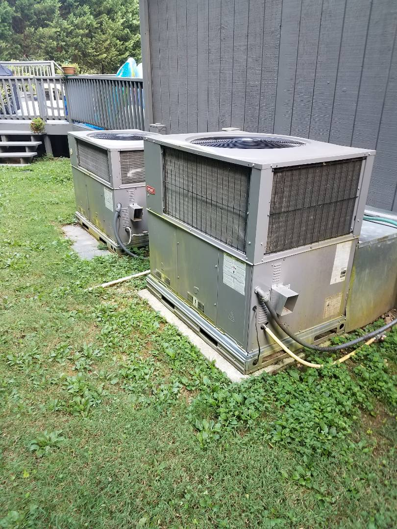 Harrison, TN - Service call. Performed repair on Bryant package unit