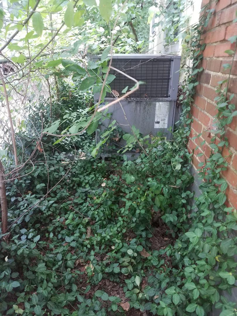 Chattanooga, TN - Service call . Performed repair on Carrier heat pump package