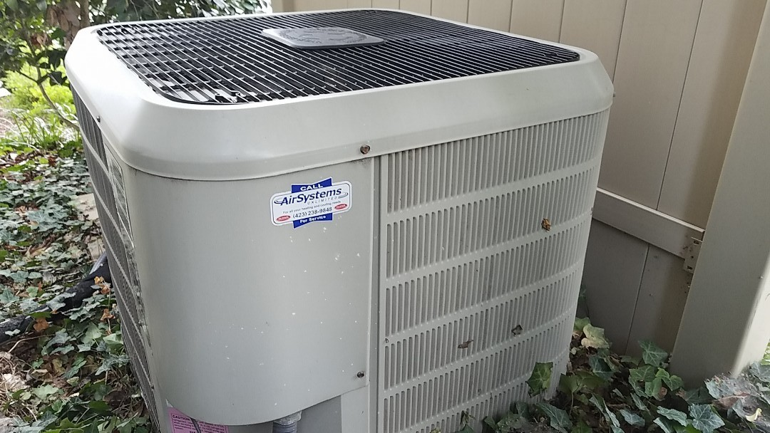 Chattanooga, TN - Service call. Performed repair on Frigidaire AC