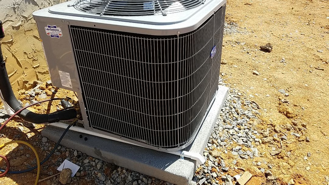 Cleveland, TN - Installation call. Performed start up on Carrier AC
