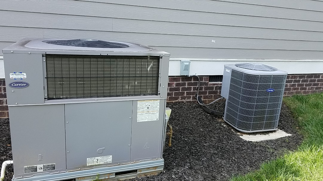 Apison, TN - Service call. Performed repair on Carrier AC
