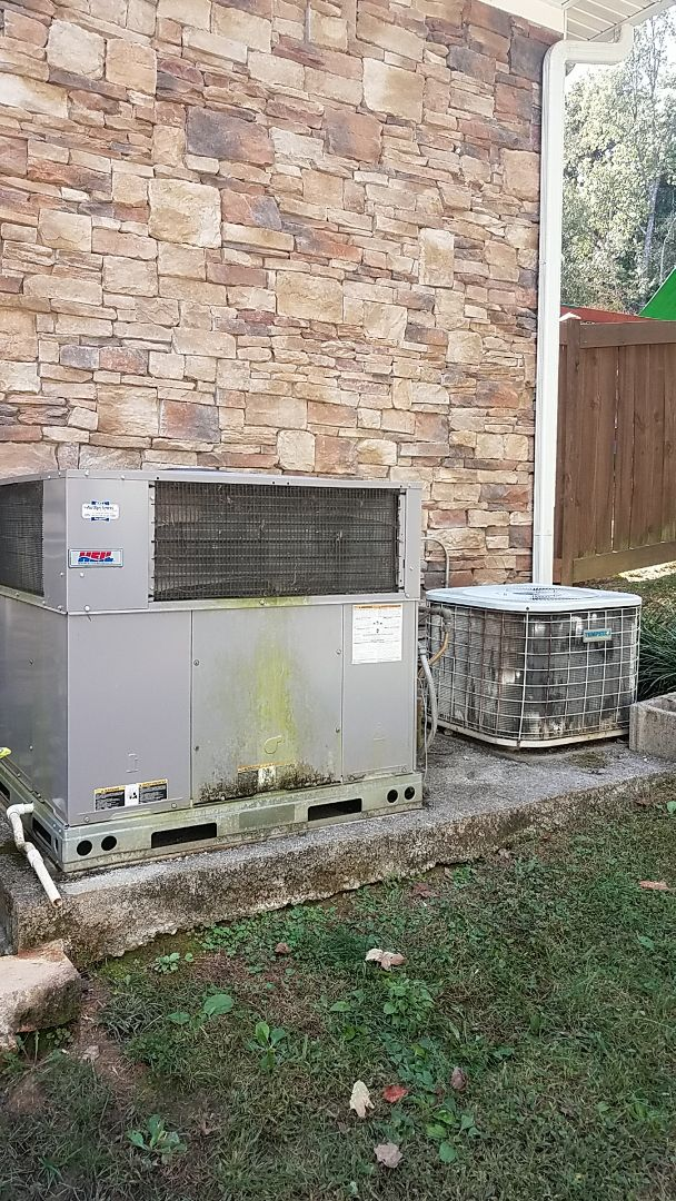 Harrison, TN - Service call. Performed maintenance on two gas systems.