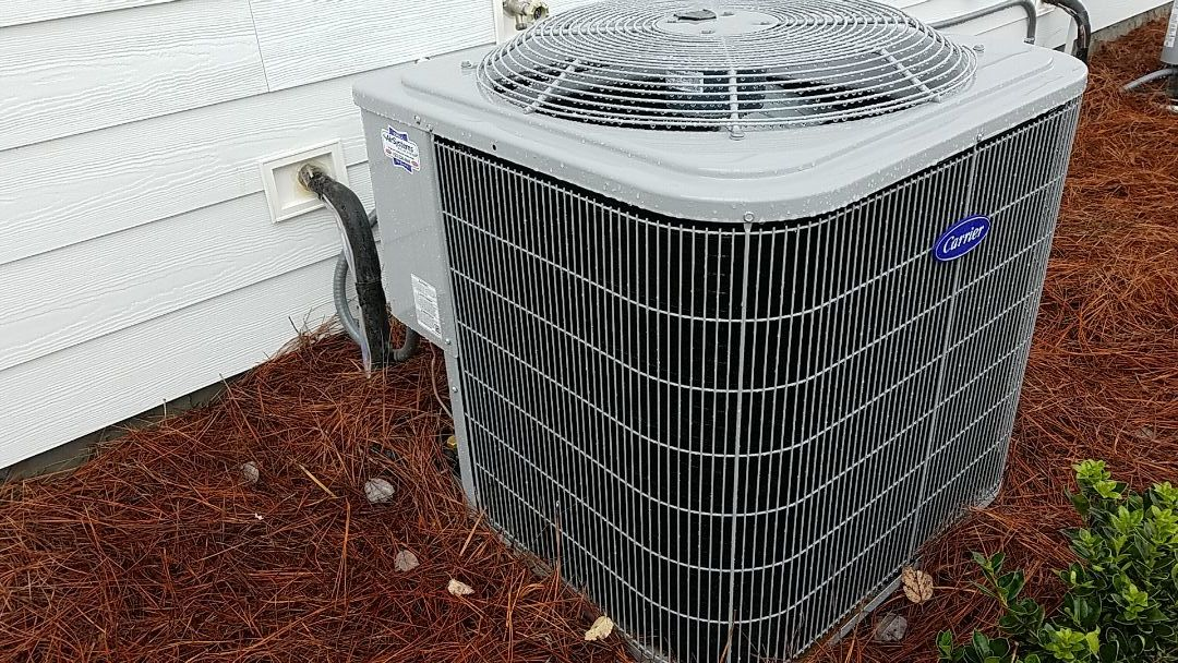 Soddy-Daisy, TN - Service call. Performed repair on Carrier heat pump