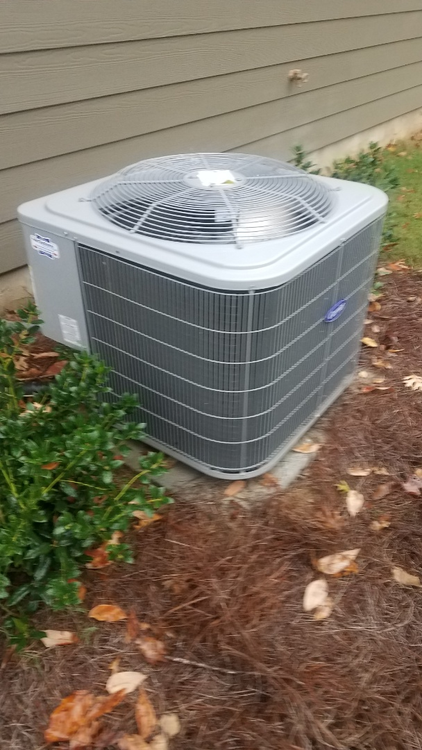 Ooltewah, TN - Service call performed repair on carrier condenser