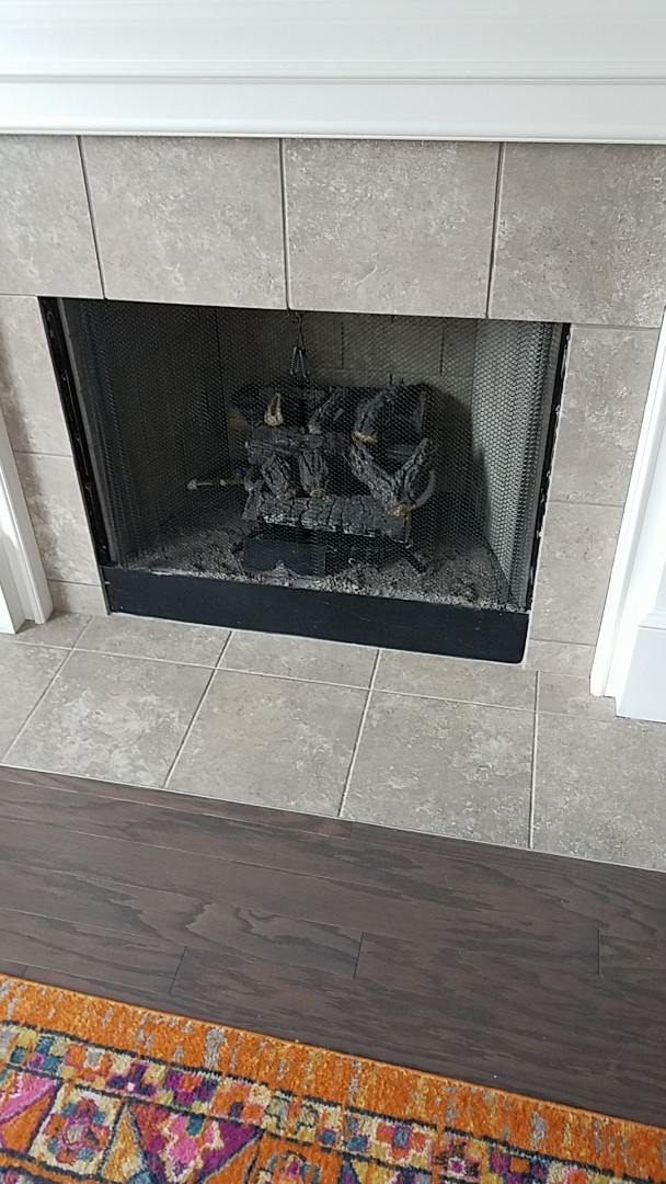 Chattanooga, TN - Service call. Performed maintenance on the fireplace.