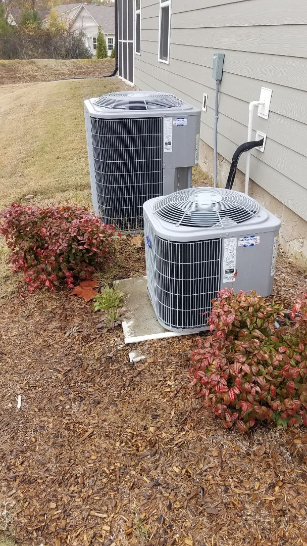 Chattanooga, TN - Service call . Performed repair on carrier furnace