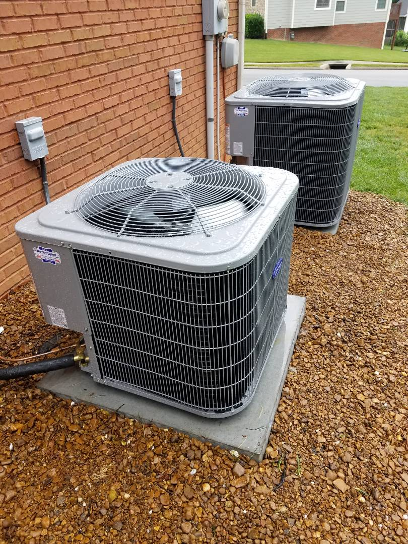Soddy-Daisy, TN - Installation call. Performed installation of Carrier AC