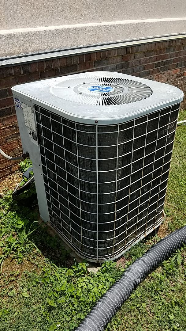 Ooltewah, TN - Service call. Performed repair on Tempstar AC