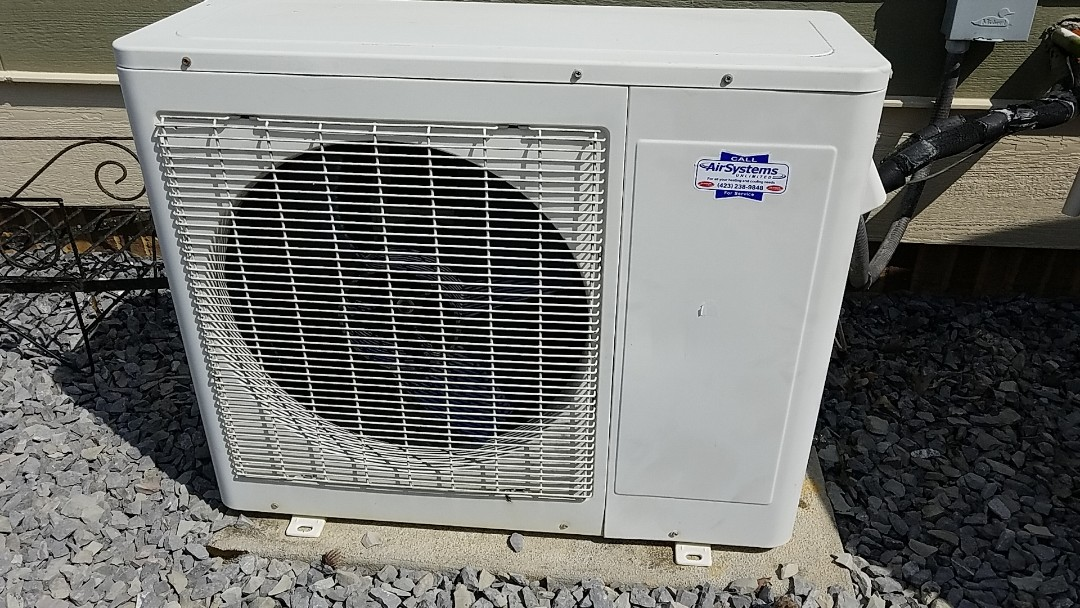 Cleveland, TN - Service call. Performed repair on Carrier ductless heat pump