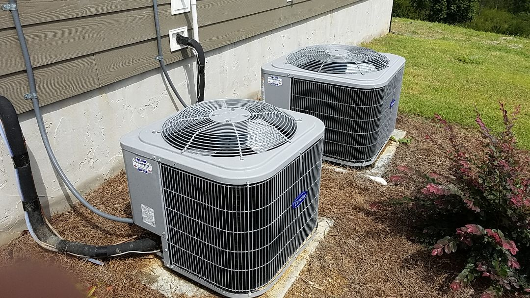 Soddy-Daisy, TN - Service call. Performed repair on Carrier AC