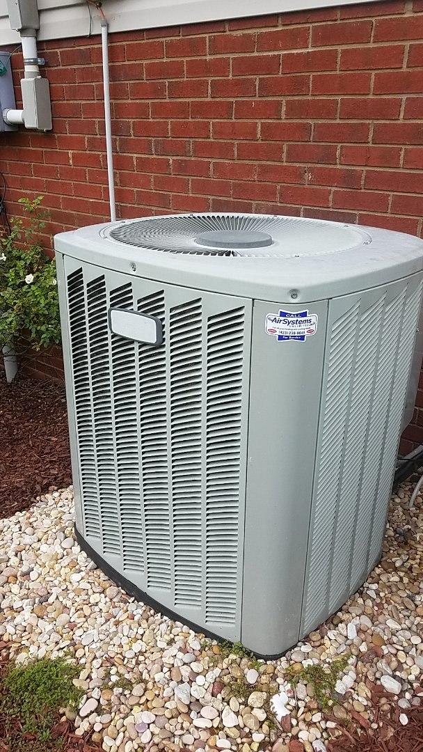 Cleveland, TN - Service call. Performed repair on American Standard heat pump