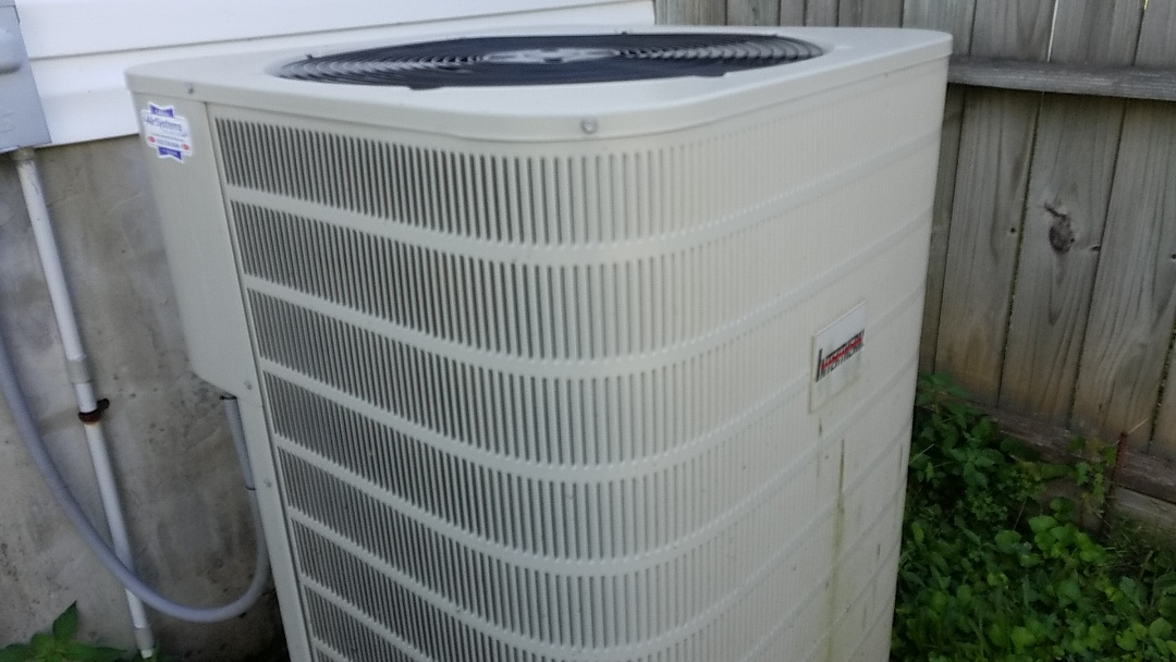 McDonald, TN - Service call. Performed repair on Intertherm heat pump