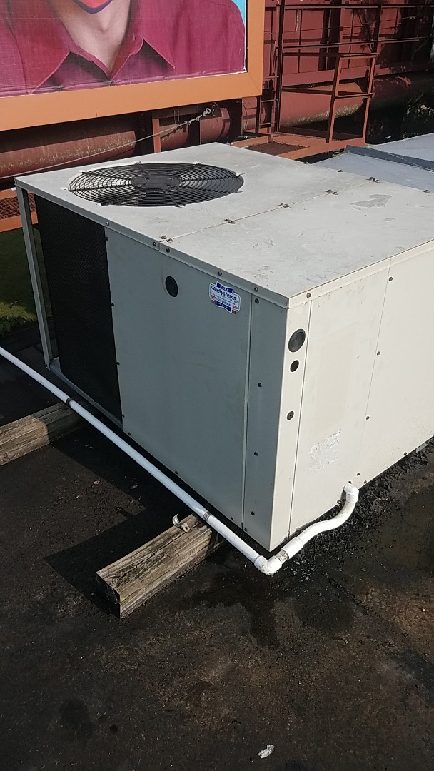 Chattanooga, TN - Service call.  Performed service on a Nutone AC system.