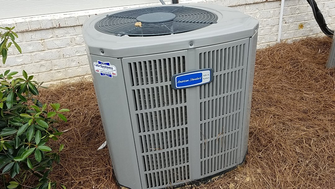 Chattanooga, TN - Perfromed installation of American Standard AC