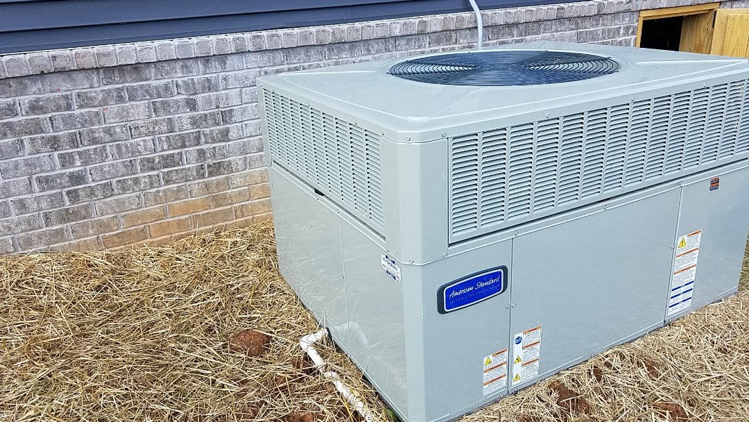 Cleveland, TN - Performed installation of  American Standard AC