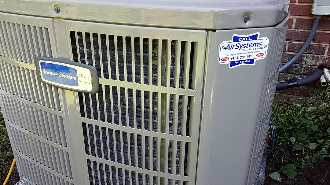 Cleveland, TN - Installation call. Performed install of American Standard heat pump.