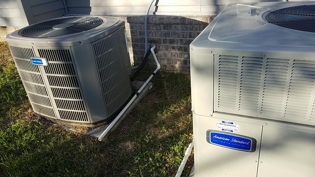 Cleveland, TN - Service call. Performed repair on American Standard furnace