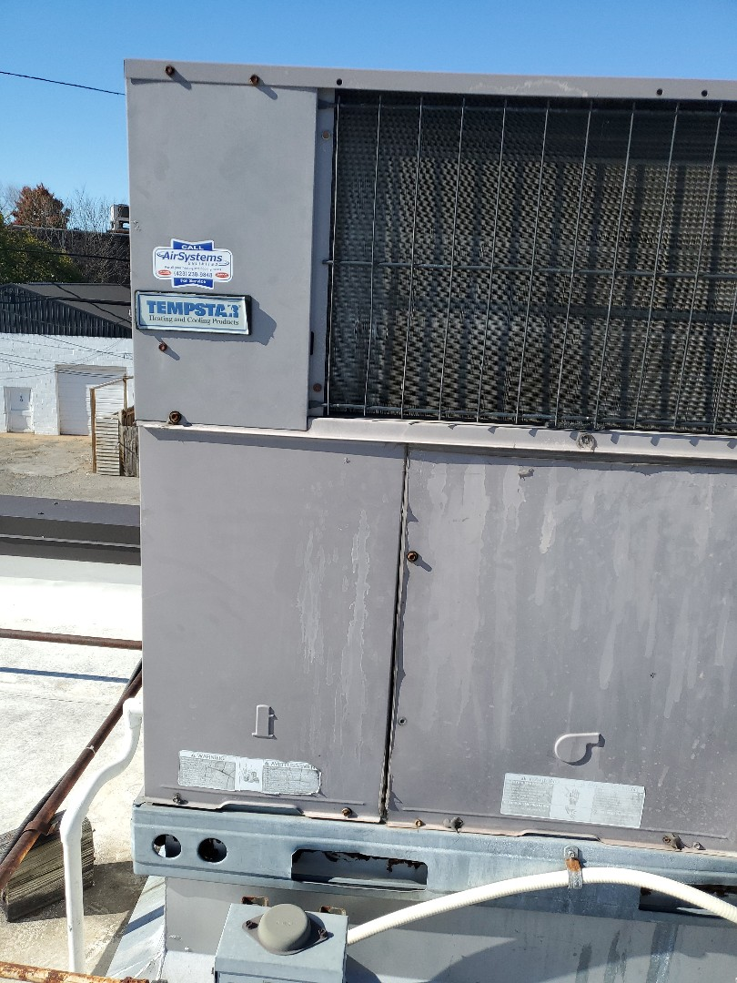 Cleveland, TN - Service call.  Performed repair on Tempstar furnace.