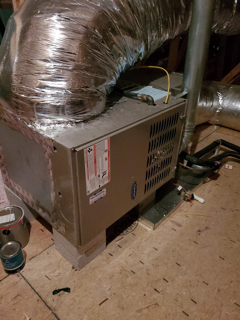 Chattanooga, TN - Performed fall PMP on Carrier furnace.