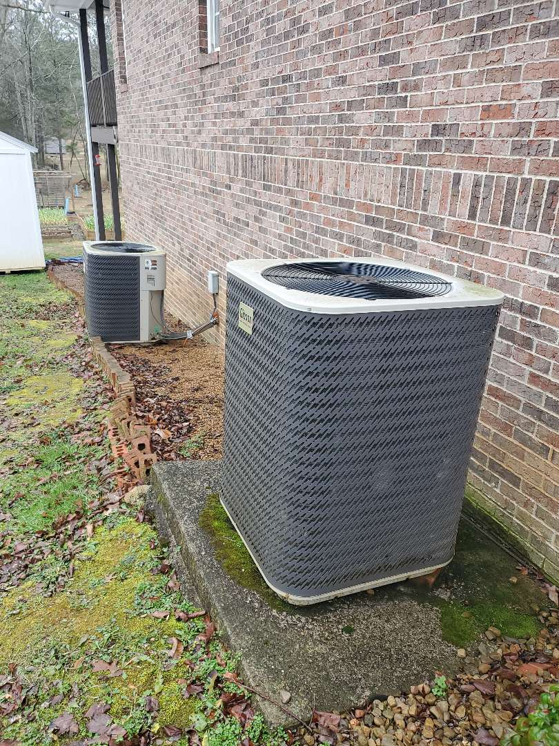 Ooltewah, TN - Maintenance Call. Performed maintenance on Gibson heat pump.