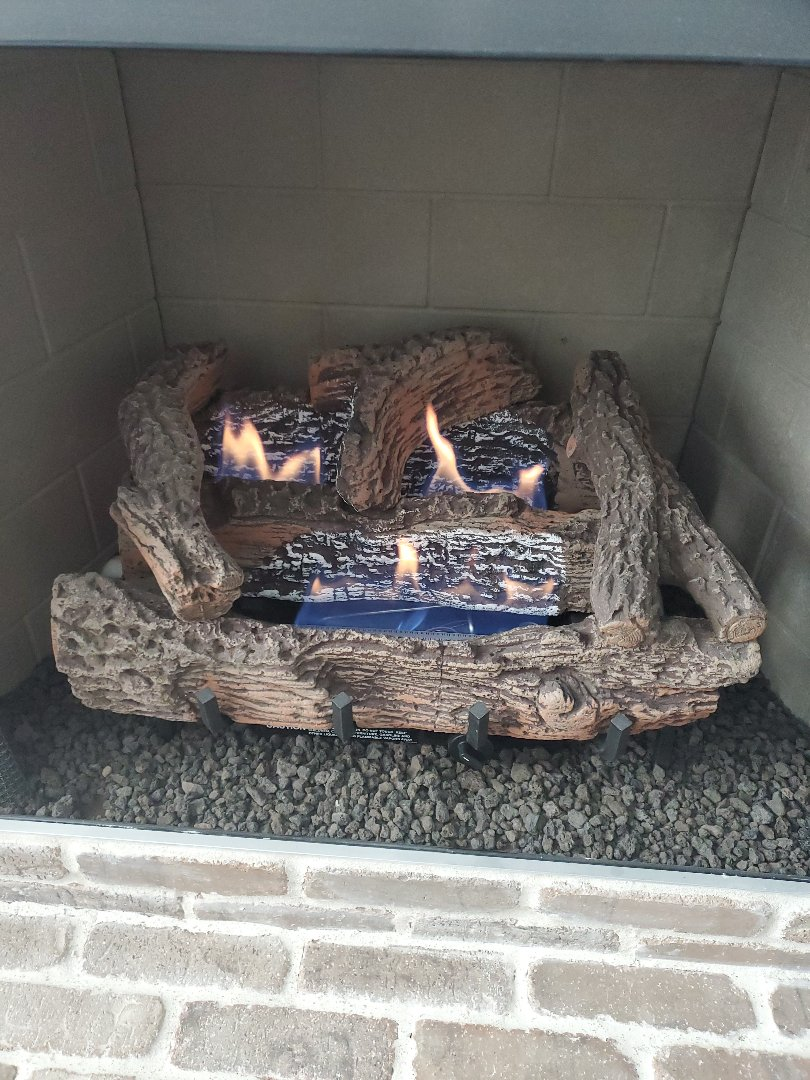 Ooltewah, TN - Service call. Performed service on gas logs.