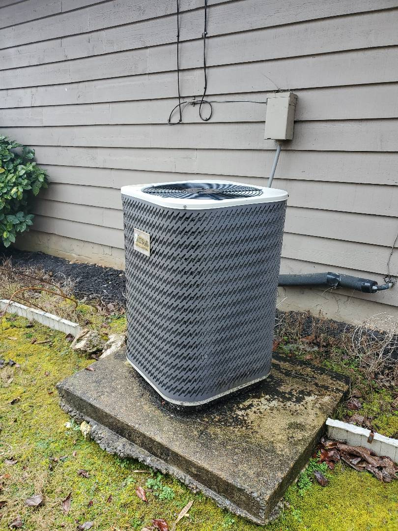 Harrison, TN - Service call. Performed service on a Gibson heat pump.