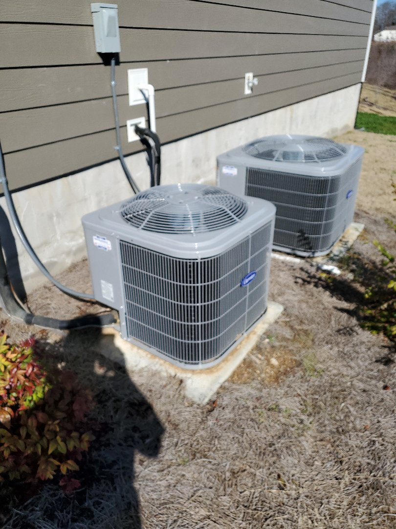 Soddy-Daisy, TN - Service call. Performed repair on Carrier AC Unit.
