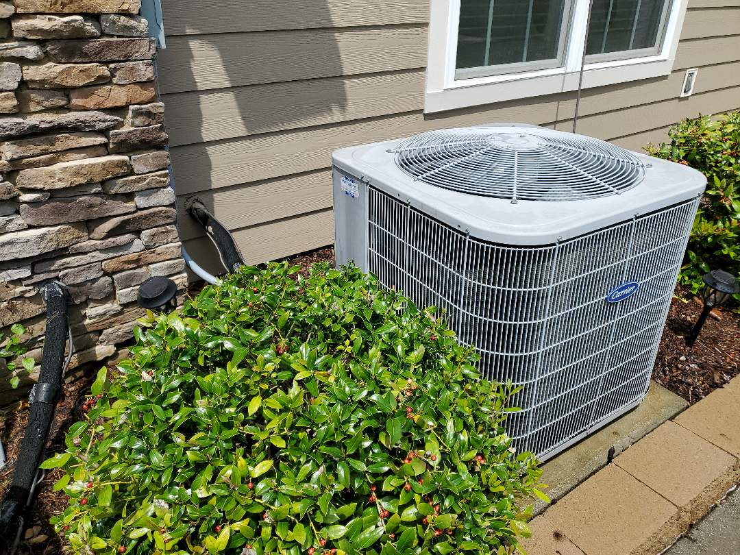 Chattanooga, TN - Maintenance call. Performed maintenance on Carrier ac