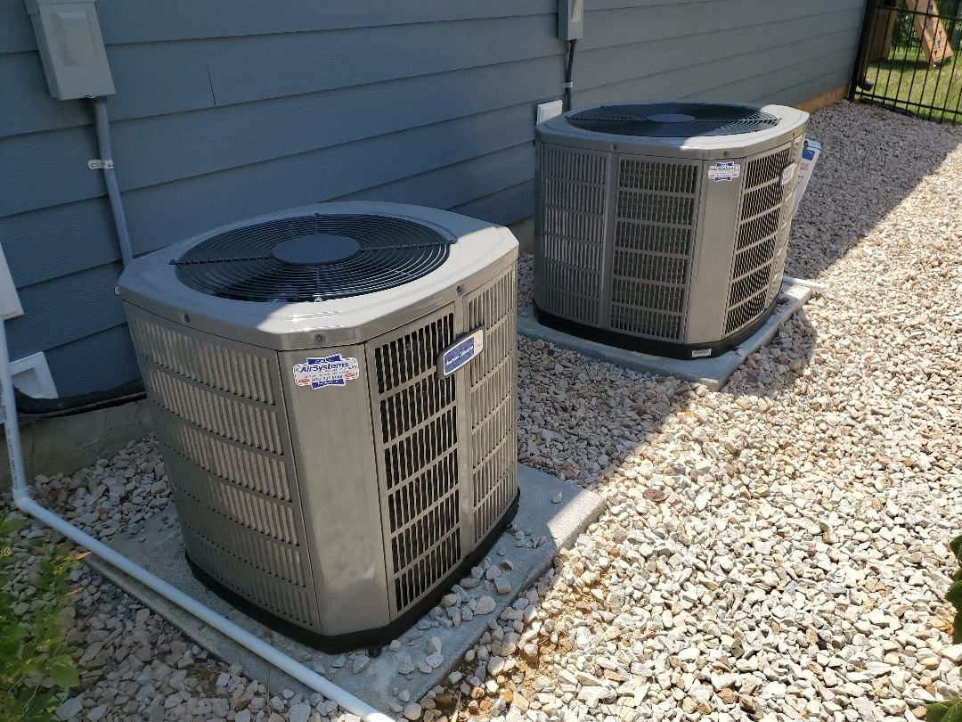 Apison, TN - Service call. Performed repair on American Standard A/C.